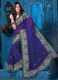 I love this saree!