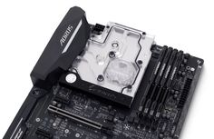 EK is releasing a new RGB AM4 monoblock for GIGABYTE® X370 motherboards