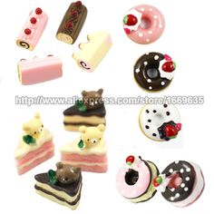 Find More Beads Information about 10x New Mini DIY Simulation Cake Dessert Resin Accessories DIY Decoration For Cream Phone Case Potted Ornament,High Quality accessories for iphone 3g,China accessories dance Suppliers, Cheap decorative wall accessories from Riky_mall on Aliexpress.com