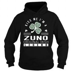 Awesome Tee ZUNO Last Name, Surname Tshirt T-Shirts