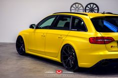 https://flic.kr/p/A7EmGg | Audi RS4 - Vossen Forged VPS-306 - © Vossen Wheels 2015 -1024_
