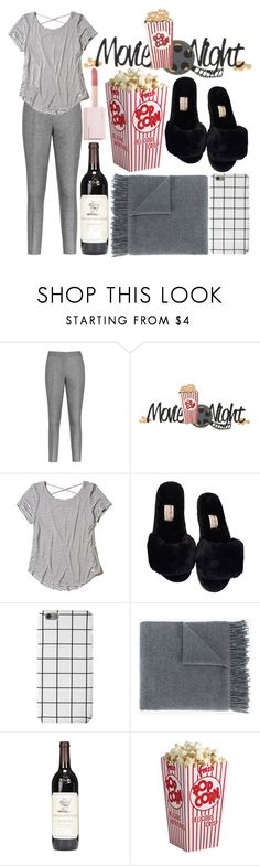 """Slumber party!"" by aamilah-hess ❤ liked on Polyvore featuring Reiss, Hollister Co., Acne Studios and Puma"