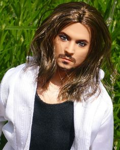 <0>edward ken doll | My Mattel Johnny Depp OOAK - a photo on Flickriver