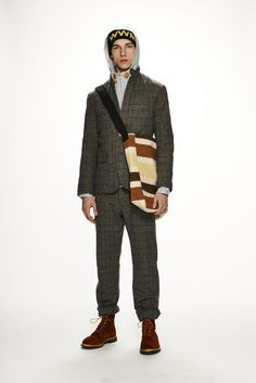 [preview] #Woolrich #WoolenMills: lookbook #FW13 collection #man #fashion #style