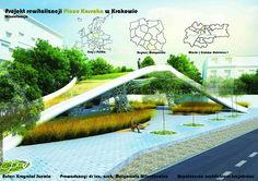 Public place- visualisation