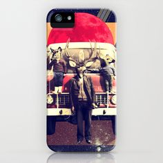 El Camion iPhone & iPod Case by Ali GULEC - $35.00
