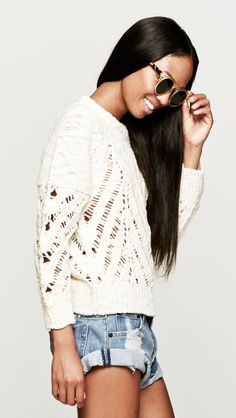 IRO Britaly Sweater,(I'd def wear this!)