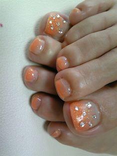 Nail designs: Toe nail art designs