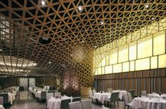 Výsledek obrázku pro weaved ceiling