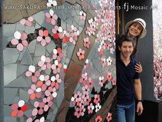 MOSAICO CREATIVO de fj Mosaic Art: TRENCADIS