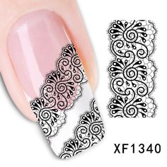 Cheap decals honda, Buy Quality decal products directly from China decals patches Suppliers: start         XF flower nail stickers nail accessories nail nail...    US $0.29          Direct XF nail stickers sticker