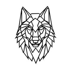 The Worst Advices We've Heard For Wolf Geometric Geometric Wallpaper, Flower Wallpaper, Geometric Wolf, Wolf Tattoos, Original Wallpaper, Little Pigs, Painted Paper, Spirit Animal, Paper Flowers