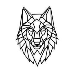 The Worst Advices We've Heard For Wolf Geometric Tribal Animal Tattoos, Elephant Tattoos, Wolf Tattoos, Phoenix Tattoos, Ear Tattoos, Celtic Tattoos, Sleeve Tattoos, Skull Tattoo Design, Dragon Tattoo Designs