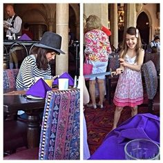 Suri  Katie at Disneyland :)