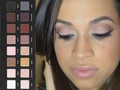Looking for a simple, but sophisticated eye look? Check out this tutorial from @Mantepara using the LORAC #PROPalette2
