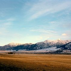 Drive through Big Sky Country to take in #Montana's winter wonderland.