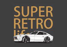 super.retro.life on Behance
