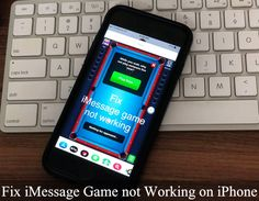 [Solved] Fix iMessage Game not working on iPhone | How To iSolve