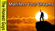 Guided Meditation: Manifest Your Dreams, Self Hypnosis (33 Mins With Wak...