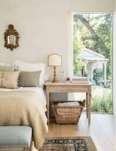 Modern farmhouse decor bedroom modern farmhouse decor secrets i learned from patina farm modern farmhouse bedroom decor ideas Patina Farm, Bedroom Decor, Beautiful Bedrooms, Home, French Farmhouse Decor, Farmhouse Bedroom Decor, Farm Bedroom, Bedroom Design, Home Decor