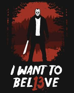 I Want to Bel13ve
