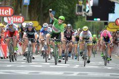8 Juillet 2015, Tour de France 2nd stage victory for Andre Greipel!  2ème étape pour le Gorille !