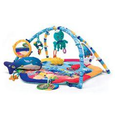 Baby Neptune Ocean Adventure Play Gym by Baby Einstein
