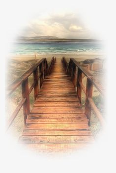 Png Photo, Background Images, Seaside, Photos, Stairs, Clip Art, Beach, Water, Polyvore