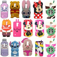 LG G Stylo2 LS775 Stylus 2 K520 3D Cartoon Cases Soft Silicone Phone Cover For LG K7 Q7 K10 Q10 Samsung J5 J7 NOTE 5 For iphone Cases