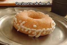 cool-LOTR-donut-glazed-Elvish