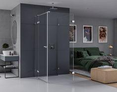 Przyścienna kabina prysznicowa New Trendy Aventa. --------------------- #newtrendy #plytki #kabina #BathroomShower #prysznicowe #prysznic #showercabin #projektowaniewnetrz #mieszkaniewbloku #inspiracjelazienkowe #design_interior_home #tiles #livingroom #aranżacja Shower Cabin, Trendy, Cabins, Divider, Room, Furniture, Home Decor, Bedroom, Decoration Home