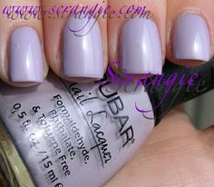 Scrangie: Nubar Spring Garden Collection Spring 2011 - Purple Aster