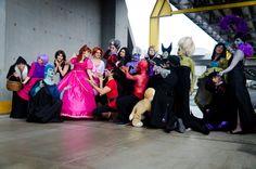 Disney+Villains+by+azka-cosplay.deviantart.com+on+@deviantART