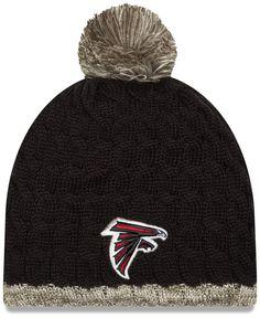 New Era Women's Atlanta Falcons Salute to Service Knit Hat