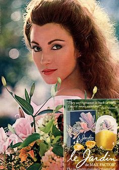 Jane Seymour for Max Factor