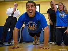 Bodyweight Workout: No Gym? No Problem rock-hard