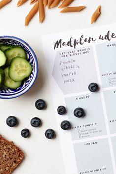 Lav en madplan – Sustain Daily – inspiration til en bæredygtig livsstil