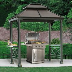 Grill On Pinterest Gazebo Home Depot And Led Chandelier