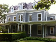 TheHouse2 via The House that AM Built blog
