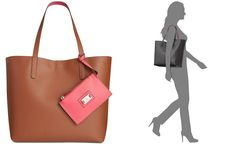 Clean Cut Reversible Tote with Wristlet, Only at Macy s Handbags    Accessories - Macy s 749260e181