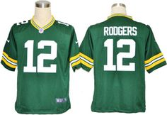 Packers #12 Aaron Rodgers green game NFL Jersey  ID:976800610  $23