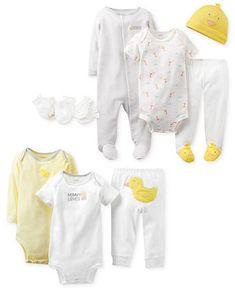 Carter's Baby Boys' or Baby Girls' Animal Pals Gift Bundle - Kids Newborn Shop - Macy's