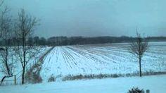 Snowy landscape Haren/Emmeln (Germany)---Schneelandschaft Haren/Emmeln---26 January 2014