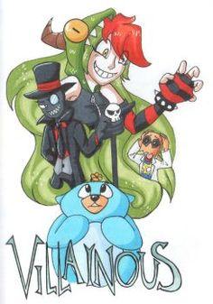Villainous by Bandi-Fundi