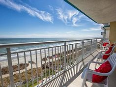 Apr+30-May+4+$800+Ocean+Front+CondoW/In+&+Outdoor+Pools-Lazy+River~Kiddy+Poo+++Vacation Rental in Grand Strand - Myrtle Beach Area from @homeaway! #vacation #rental #travel #homeaway
