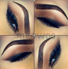 Lovely, Im a big fan of eyebrows… love hers