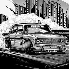 Super Pictures, Car Pictures, Car Wallpaper For Mobile, Toyota Supra Mk4, Deadpool Wallpaper, Street Racing Cars, Drifting Cars, Car Illustration, Japan Cars