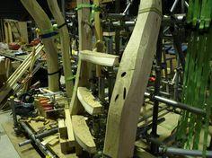via 池田保 木製クライミングウォールを作ってみる