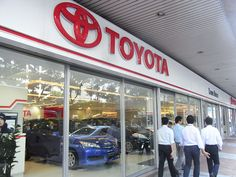 Corporate Philanthropy: Toyota