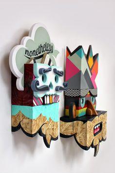 Graffiti 3D | Alex Yanes